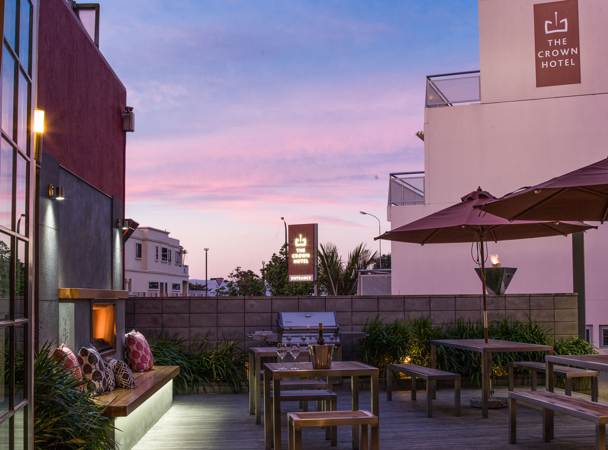 The Crown Hotel   Boutique Accommodation in Napier